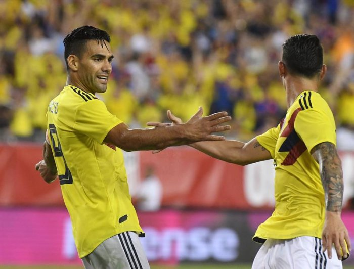 Colombia vence 4-2 a Estados Unidos en noche de golazos (Video - Fotos)