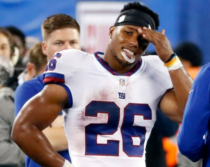 New York Giants confirman la baja del corredor estelar Saquon Barkley
